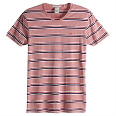 Scotch & Soda t-shirts Slim Fit 149007 in het Roze