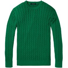 Scotch & Soda truien 145589 in het Licht Groen