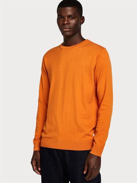 Scotch & Soda truien 150556 in het Oranje