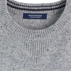 Scotch & Soda truien 152388 in het Grijs