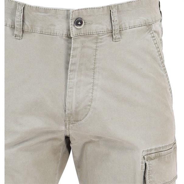 Sea Barrier shorts nasello in het Khaky beige