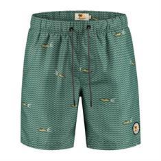 Shiwi shorts 4102-115-194 in het Donker Groen