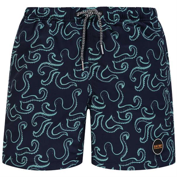Shiwi shorts 4192111125 in het Donker Blauw