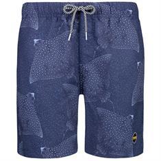 Shiwi shorts 4192111126 in het Donker Blauw