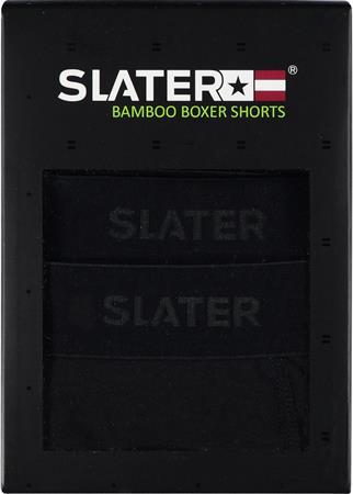 Slater ondergoed Bamboo 8820 in het Zwart