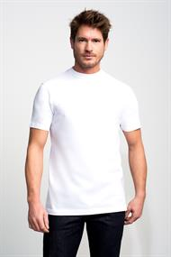 Slater t-shirts Basic 2500 in het Wit