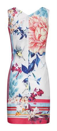 Smashed Lemon jurk 20130 in het Multicolor