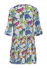 Smashed Lemon jurk 20264 in het Multicolor