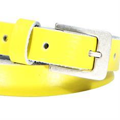 Smit Mode accessoire berit glad 2 in het Geel