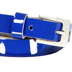 Smit Mode accessoire berit lak 2 in het Kobalt