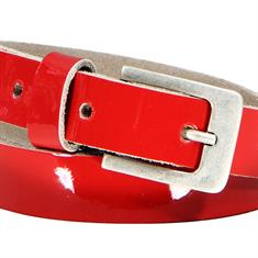 Smit Mode accessoire berit lak 2 in het Rood