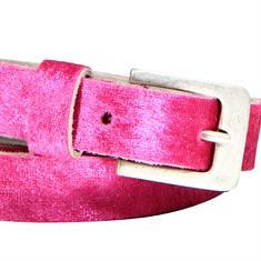 Smit Mode accessoire berit velvet 2 in het Fuxia
