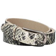 Smit Mode accessoire eeske-snake in het Taupe