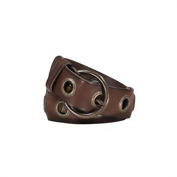 Smit Mode accessoire houwe in het Donker Bruin