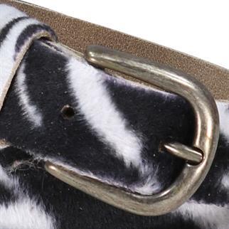 Smit Mode accessoire sann skinn in het Zwart / Wit