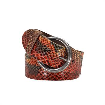 Smit Mode accessoire wendy snake in het Rood