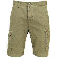 Smit Mode cargo short 3831-luiz in het Groen