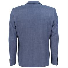 Smit Mode kostuum Slim Fit 203003-drop8 in het Blauw