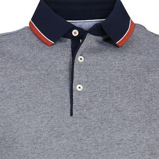 Smit Mode polo's 10-5283-8 in het Blauw