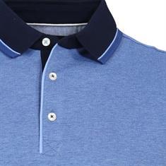 Smit Mode polo's 10-5283-8 in het Licht Blauw