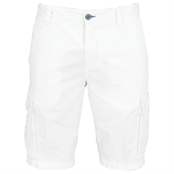 Smit Mode shorts 3630-luiz in het Wit