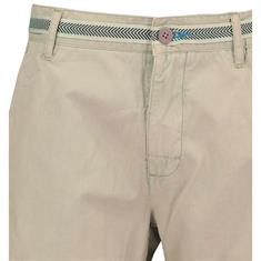 Smit Mode shorts 3830-vitale in het Beige