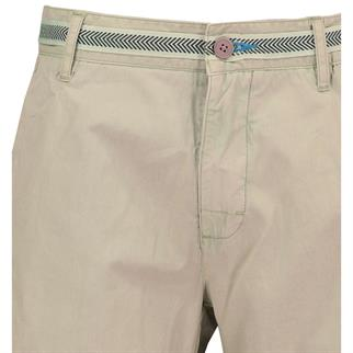 Smit Mode shorts 3830-vitale in het Beige