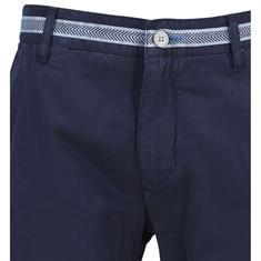 Smit Mode shorts 3830-vitale in het Donker Blauw