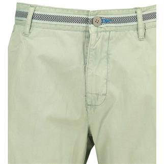 Smit Mode shorts 3830-vitale in het Mint Groen