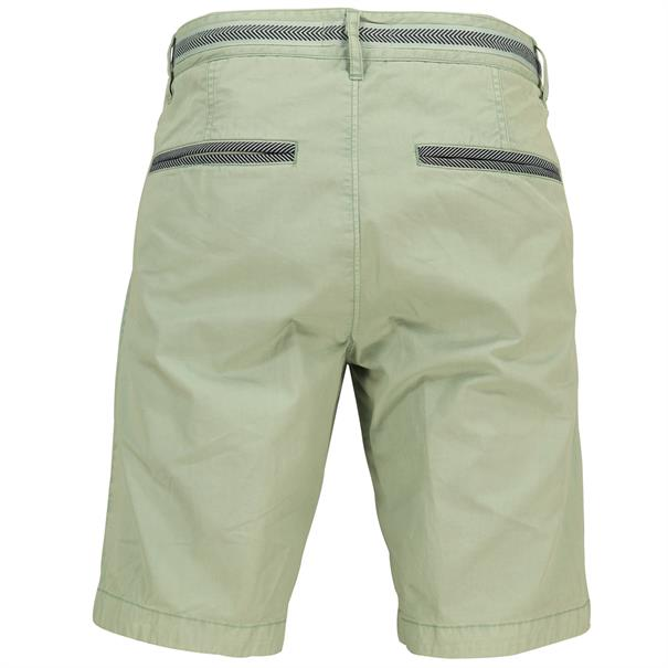 Smit Mode shorts 3830-vitale in het Mint Groen