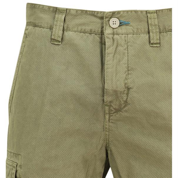 Smit Mode shorts 3831-luiz in het Groen