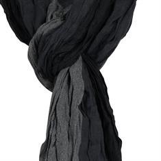 Smit Mode sjaals PINS10001B in het Grijs