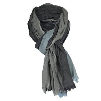 Smit Mode sjaals PINS10003A in het Grijs