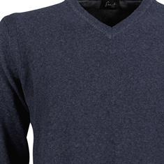 Smit Mode trui 81-8105-8 in het Donker Blauw