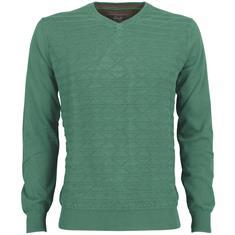 Smit Mode truien 82-8106-6 in het Donker Groen
