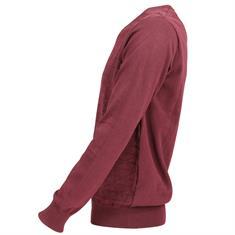 Smit Mode truien 82-8106-6 in het Donker Rood