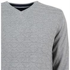 Smit Mode truien 82-8106-6 in het Licht Grijs