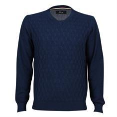 Smit Mode truien 928114-8 in het Donker Blauw