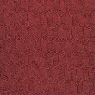 Smit Mode v-hals trui 928114-8 in het Rood
