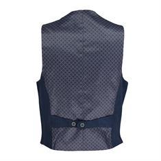 Smit Mode vest gilet-124001 in het Blauw