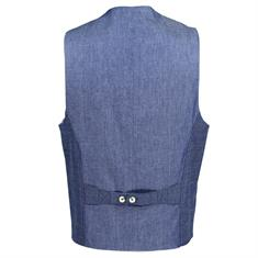 Smit Mode vesten 100013-gilet in het Denim