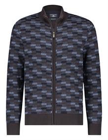 State of Art casual overhemd 16420147 in het Donker Blauw