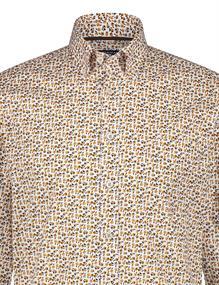 State of Art casual overhemd 21420213 in het Geel