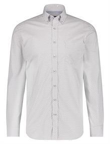 State of Art casual overhemd 21420220 in het Kobalt