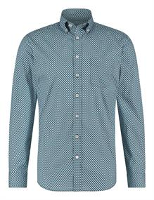 State of Art casual overhemd 21420333 in het Blauw