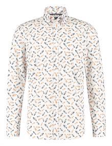 State of Art casual overhemd 21420338 in het Oranje