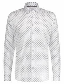 State of Art casual overhemd 21420705 in het Kobalt