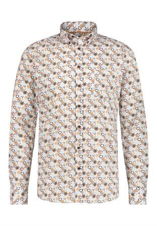 State of Art casual overhemd 21421195 in het Camel