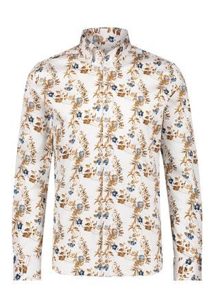 State of Art casual overhemd 21421741 in het Camel