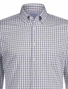 State of Art casual overhemd 21520714 in het Kobalt